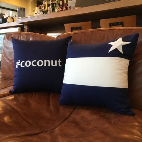 "Hashtag  Chshion/Navy ""coconut"""