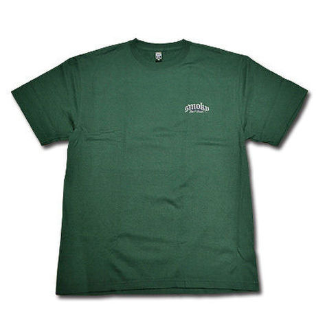 MAD HARDEE NOOKIE T-SHIRT GREEN