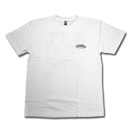 MAD HARDEE NOOKIE T-SHIRT WHITE