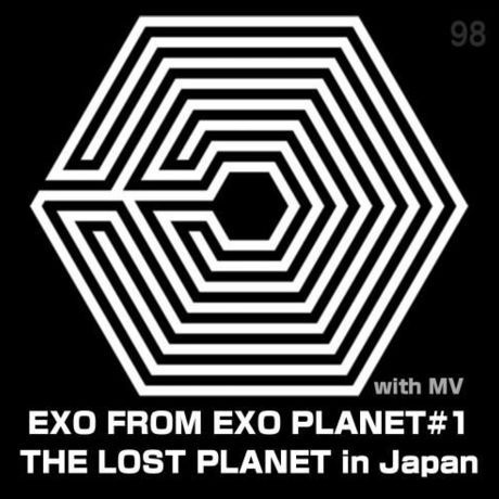 EXO FROM EXO PLANET#1 THE LOST PLANET in Japan