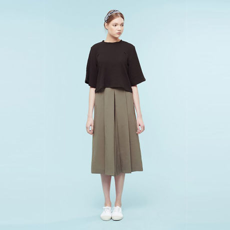 Midi Wide Pants HP9128