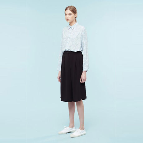 Midi Wide Pants   HP9120