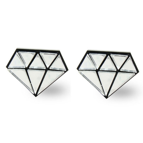 Diamond Mirror Pierce