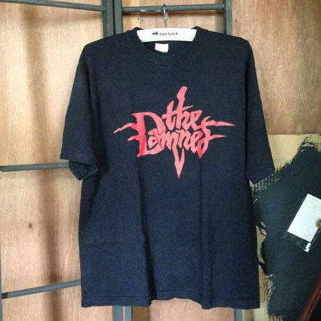 USED Tシャツ The Damned ( JAPANESE TOUR APRIL 94')