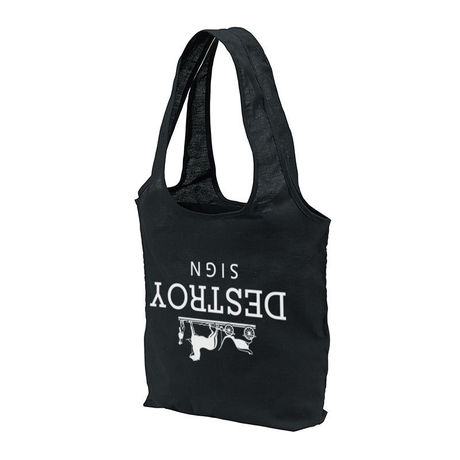 turnaround shopping bag