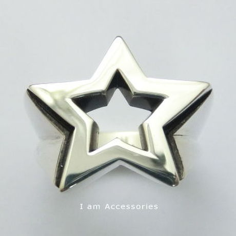【IR0025】Shooting Star Ring Silver925
