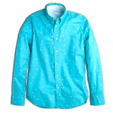 SWARROW TRIP -SHIRT- GREEN (MAN)