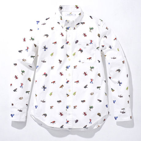 FROG -SHIRT- WHITE (MAN)