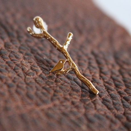The morning dew pierce