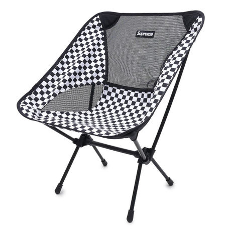 Supreme x Helinox 2 Chair & Ultralight Table Complete Set 16SS
