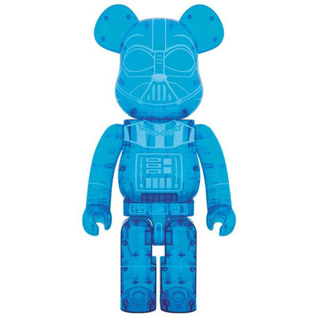 BE@RBRICK DARTH VADER( HOLOGRAPHIC Ver. )  1000 %