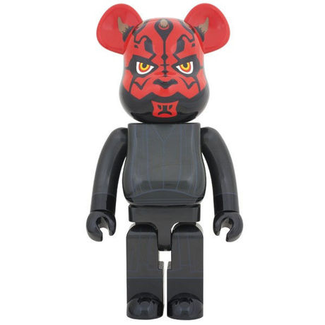 BE@RBRICK DARTH MAUL 1000 %