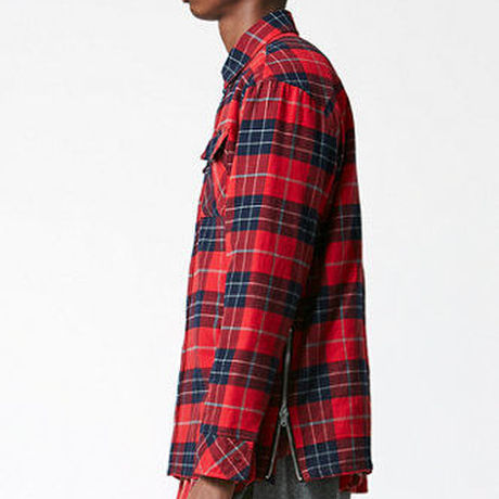 FOG - Fear Of God Plaid Shacket