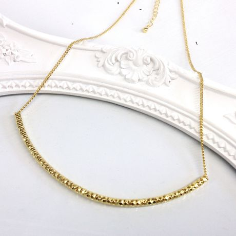 Tube* necklace