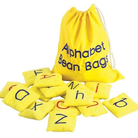 Learning Resources Alphabet Bean Bags アルファベット お手玉
