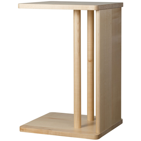 FACILE SIDE TABLE 36 (MAPLE)