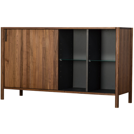 FACILE SIDE BOARD 142 (WALNUT)