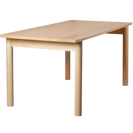 FACILE 135 DINING TABLE (MAPLE)