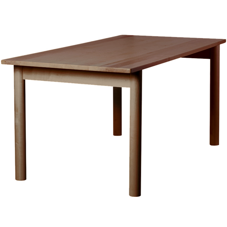 FACILE 135 DINING TABLE (WALNUT)