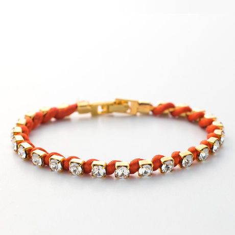 DAZZLING COLOR TENNIS 【 COLOR : SUN ORANGE】