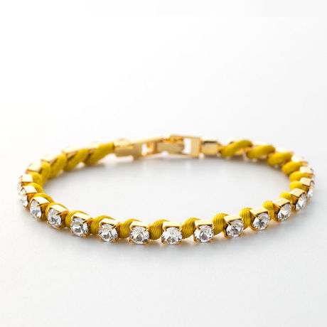 DAZZLING COLOR TENNIS 【 COLOR : SICILY YELLOW】