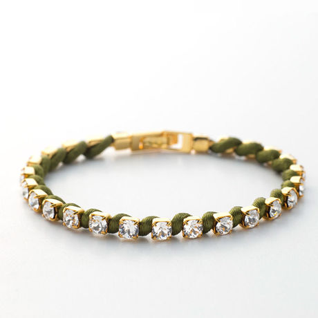 DAZZLING COLOR TENNIS 【 COLOR : HARRODS GREEN】