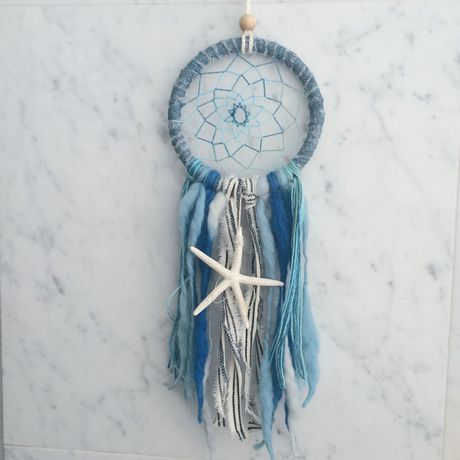 Seaside dream- starfish  fringe