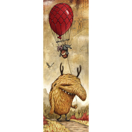 Red Balloon:Zozoville-29743