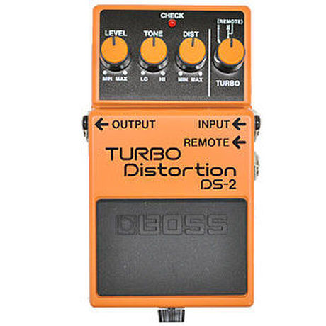 【Modify】Hi-Fi mod / BOSS TURBO Distortion DS-2