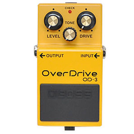 【Modify】Hi-Fi mod / BOSS OverDrive OD-3