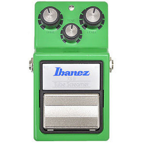 【Modify】Hi-Fi mod / Ibanez Tube Screamer  TS9