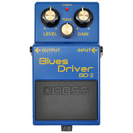 【Modify】Hi-Fi mod / BOSS Blues Driver BD-2