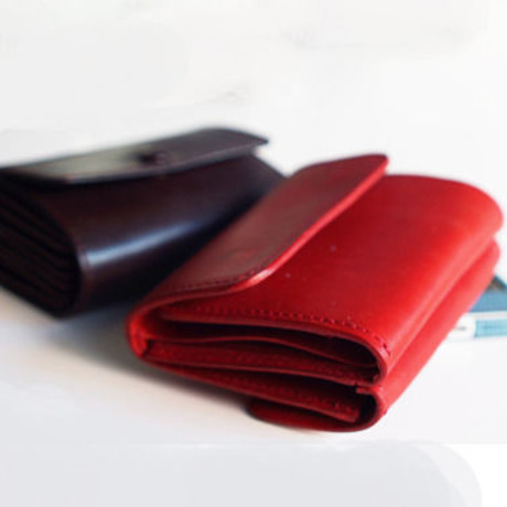 3 fold Compact wallet
