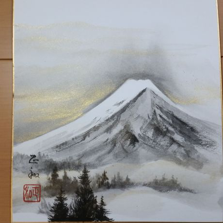 """MG02 """"Snowy Mt. Fuji"""""""