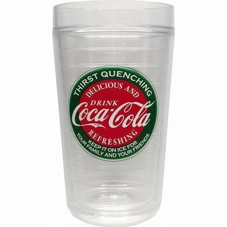 Coca-Cola Double Wall Tumbler(Thirst)