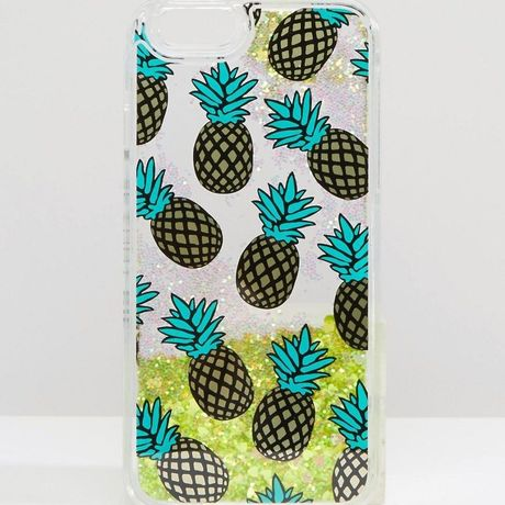 Pineapple Glitter iPhone6/6s case