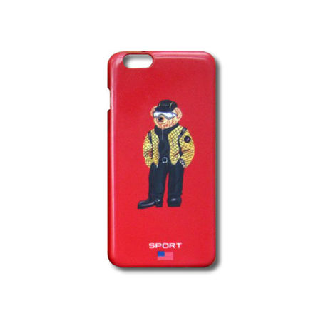 teddy bear iphone6 case[produced by J.O.D.M]