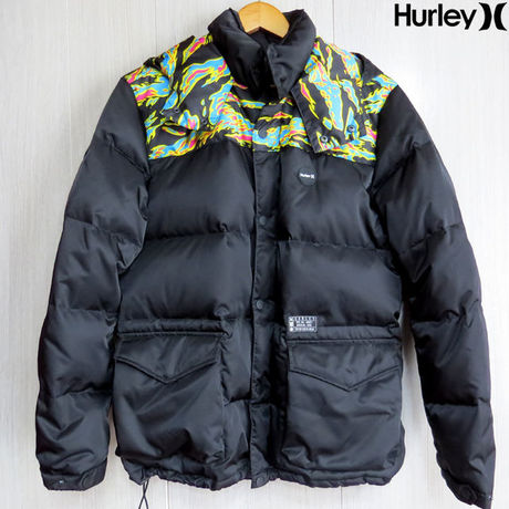 """[30%OFF SALE]【Hurley】 """"LOW TIDE DOWN""""  DOWN JACKET"""