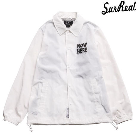 """【SURREAL】 """"Hideya""""Coach Jacket/3color"""