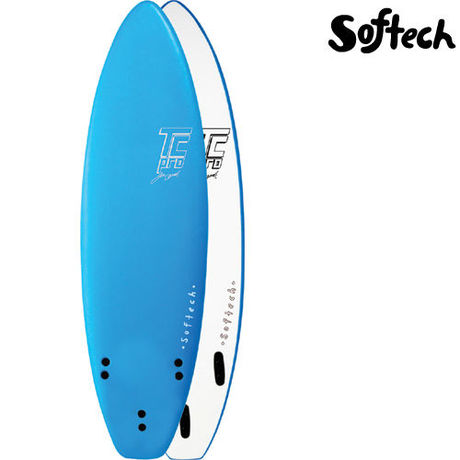 """【SOFTECH】 """"6'6 TC PRO SOFTBOARD FCS FIN TRY"""" softech softboard"""