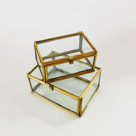 JEWELRY BOX  M  65mm×50mm×30mm