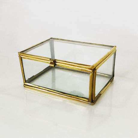 JEWELRY BOX  L80mm×60mm×35mm