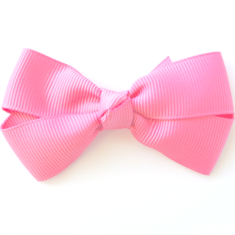 """3"""" Hot pink hair bow"""