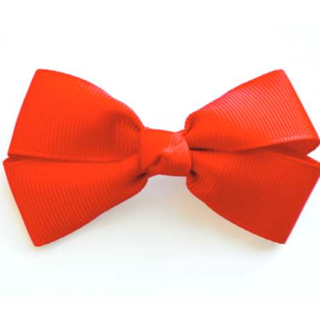 """3"""" Red hair bow"""