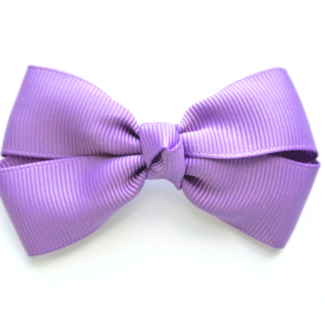 """3"""" Grape hair bow"""