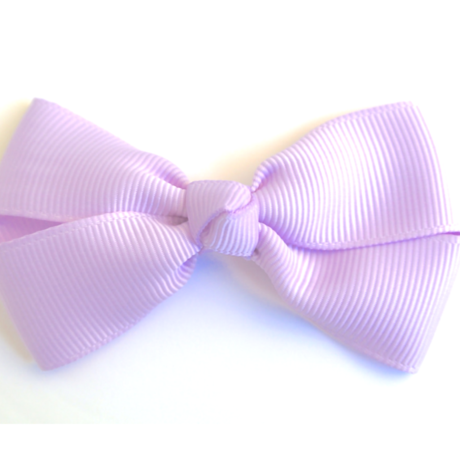 """3"""" Lavender hair bow"""