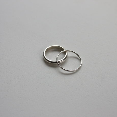 Parent and Child rings
