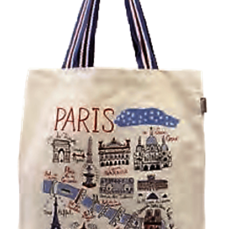 PARIS by JULIA GASH トート