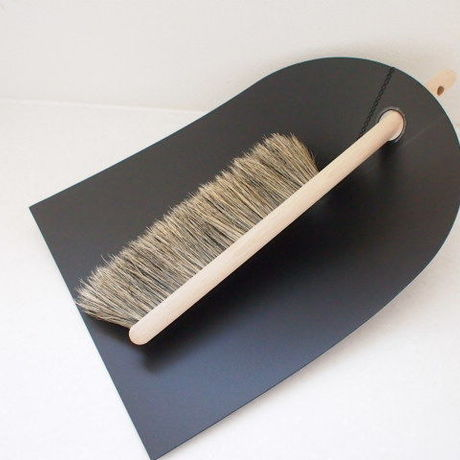 normman COPENHAGEN dustpan & bloom (BK)
