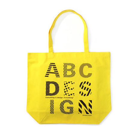 ABCDESIGN  Tote bag
